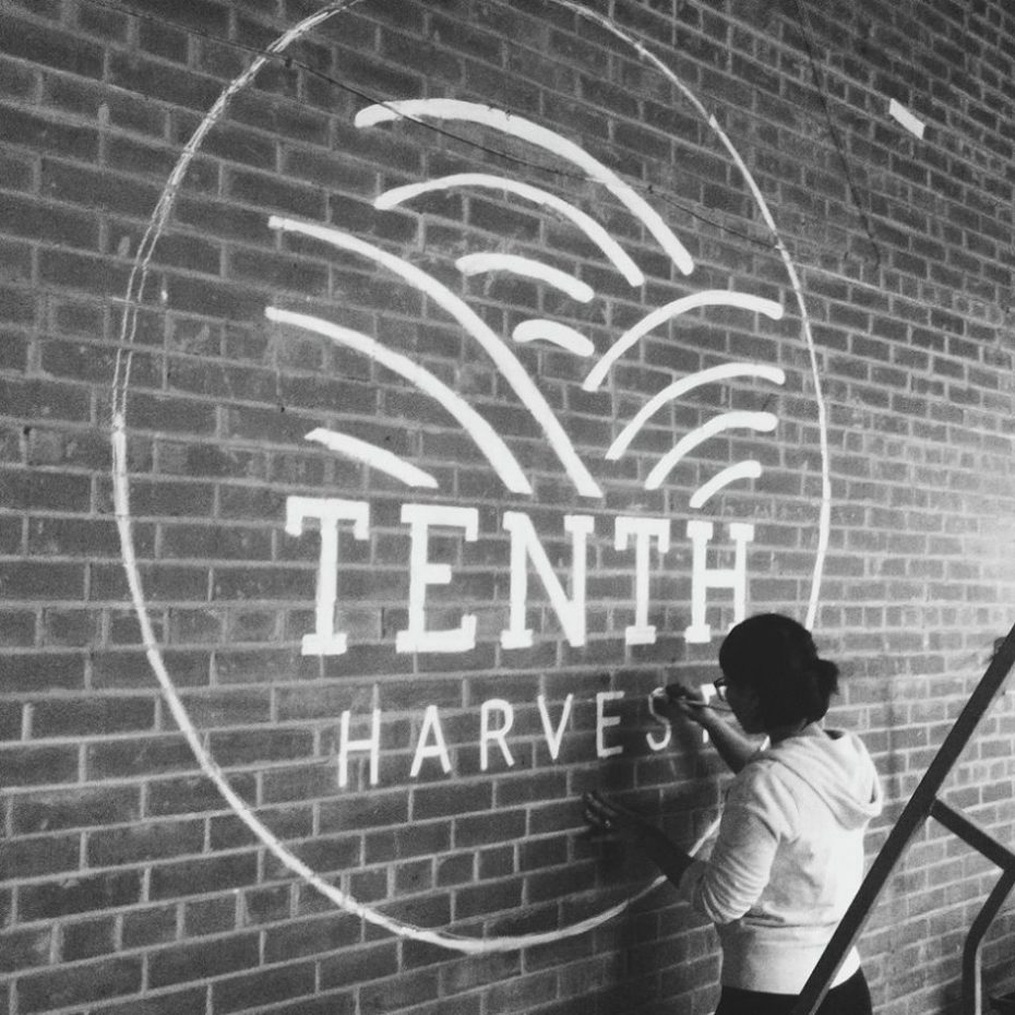 Tenth Harvest Mural