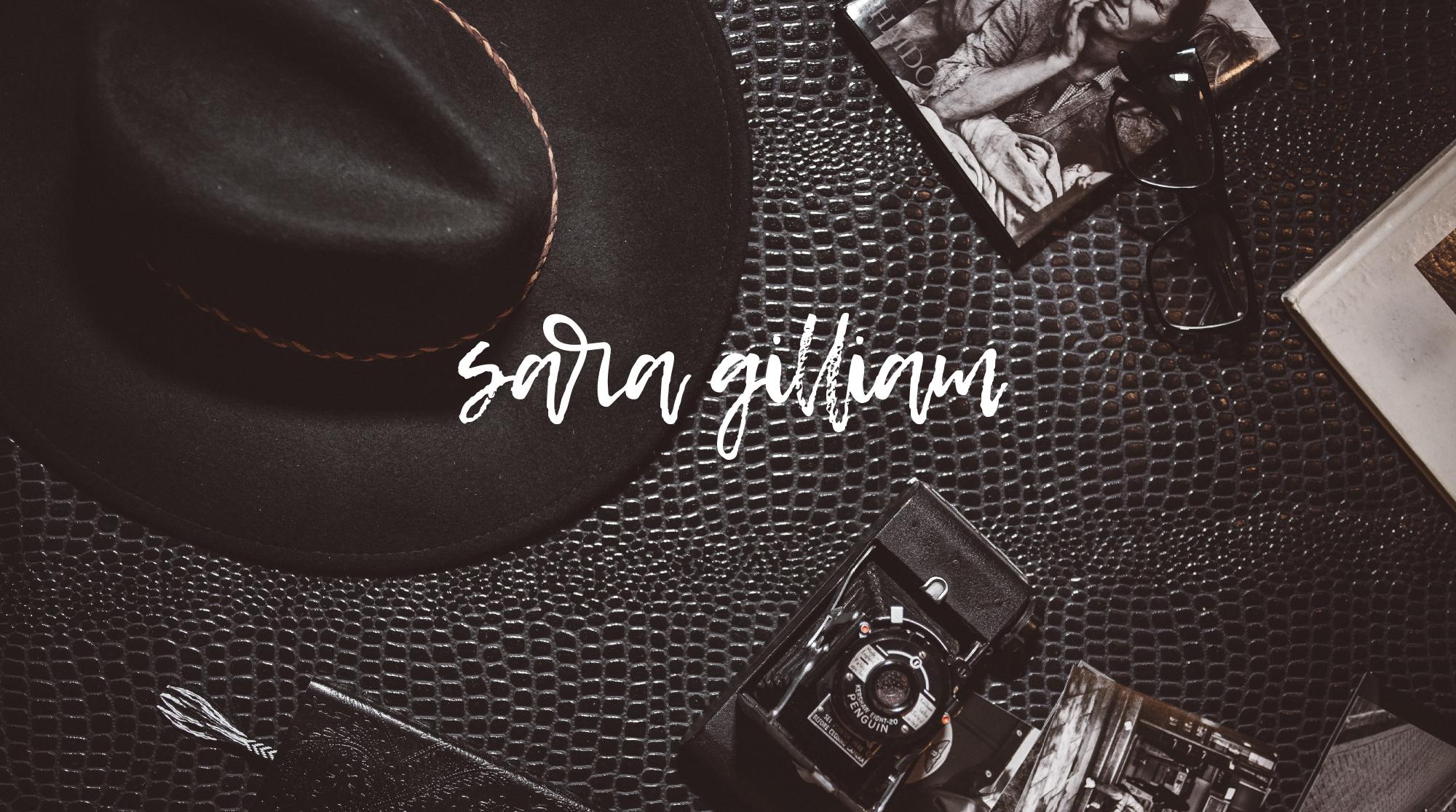 Sara Gilliam