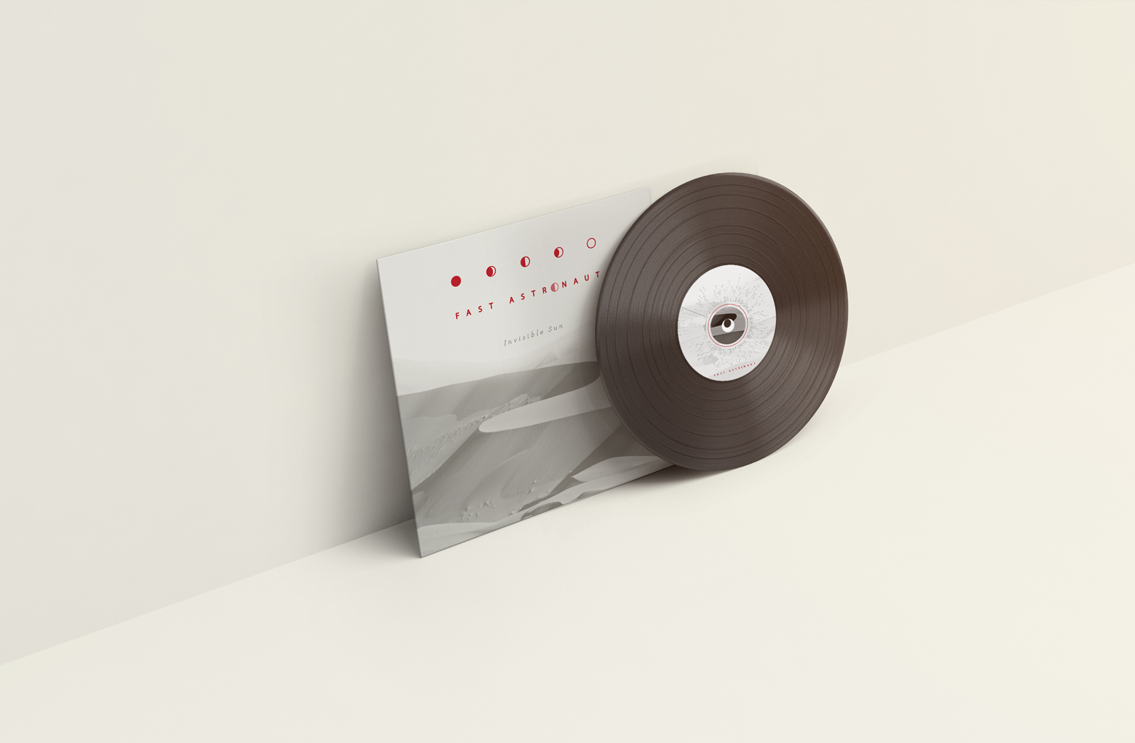 Fast Astronaut Vinyl