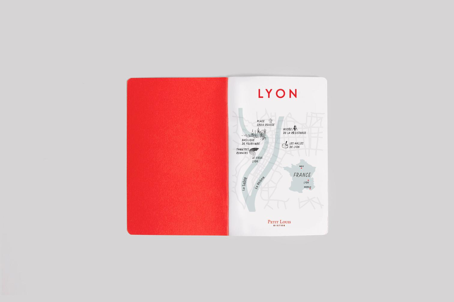 Petit Louis Booklet