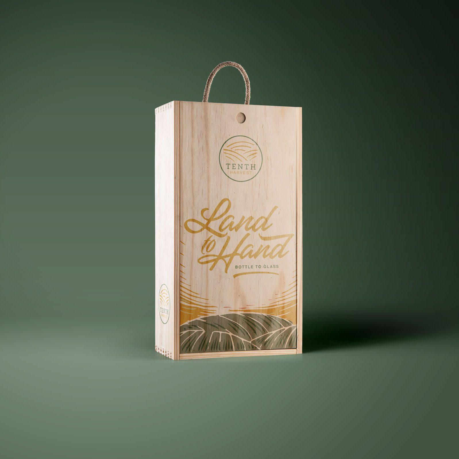 Tenth Harvest Wine Box