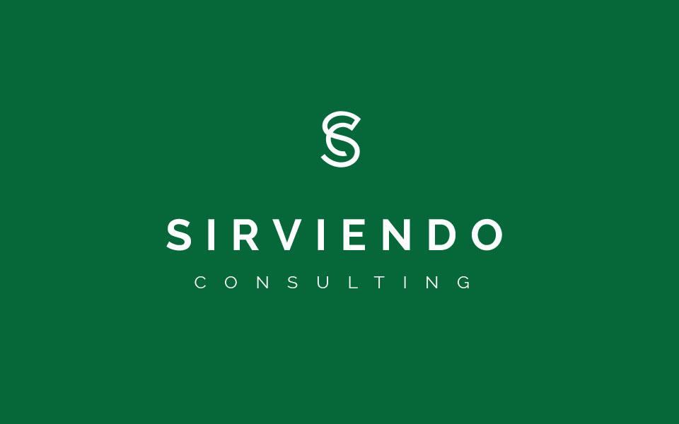 Sirviendo Logo