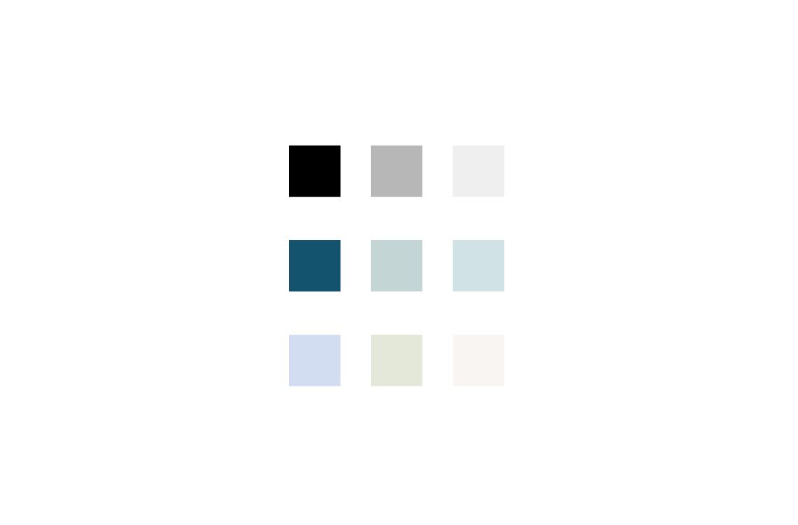 Hyde Closet - Color Palette